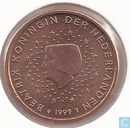 Coins - the Netherlands - Netherlands 1 cent 1999