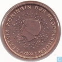 Coins - the Netherlands - Netherlands 5 cent 2000