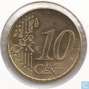 Coins - the Netherlands - Netherlands 10 cent 2003