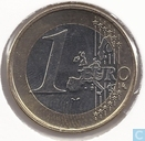 Coins - the Netherlands - Netherlands 1 euro 1999