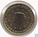 Coins - the Netherlands - Netherlands 10 cent 2001