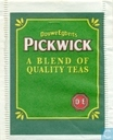 A Blend of Quality Teas