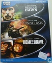 Rescue Dawn +  Tunnel Rats + Home of the Brave