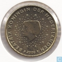 Coins - the Netherlands - Netherlands 10 cent 2000