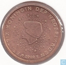 Coins - the Netherlands - Netherlands 2 cent 2002