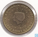 Coins - the Netherlands - Netherlands 10 cent 2002
