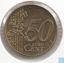 Coins - the Netherlands - Netherlands 50 cent 2003