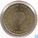 Coins - the Netherlands - Netherlands 50 cent 2005