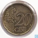 Coins - the Netherlands - Netherlands 20 cent 2003