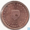 Coins - the Netherlands - Netherlands 1 cent 2004