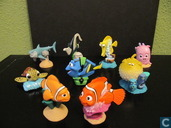 Finding Nemo Figure Playset