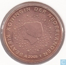 Coins - the Netherlands - Netherlands 2 cent 2005