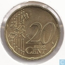 Coins - the Netherlands - Netherlands 20 cent 2005
