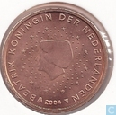 Coins - the Netherlands - Netherlands 2 cent 2004