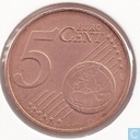 Coins - the Netherlands - Netherlands 5 cent 2005