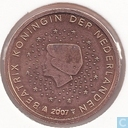 Coins - the Netherlands - Netherlands 2 cent 2007