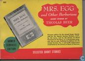 Mrs.Egg and other barbarians