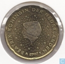 Coins - the Netherlands - Netherlands 20 cent 2007
