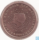 Coins - the Netherlands - Netherlands 5 cent 2008