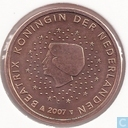 Coins - the Netherlands - Netherlands 5 cent 2007