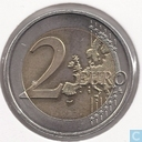 "Coins - the Netherlands - Netherlands 2 euro 2007 ""50th anniversary of the Treaty of Rome"""