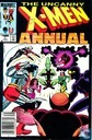 The Unncanny X-Men Annual 7