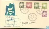 Timbres-poste - Groenland - Northern Lights