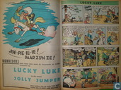 Bandes dessinées - Lucky Luke - Dick Digger's goudmijn
