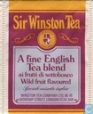 A Fine English Tea Blend ai frutti di Sotobosco