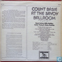 Disques vinyl et CD - Basie, Count - Count Basie at the Savoy Ballroom