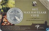 "Netherlands 5 euro 2010 (coincard) ""150 years of the publication of Multatuli's novel - Max Havelaar"""