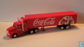Model cars - Unknown - Kenworth T 800 Hauber 'Coca-Cola'