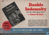 Double indemnity and two other stories