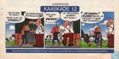 Kaaskade 12 [He de stal is leeg]