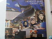 Disques vinyl et CD - Moody Blues, The - Caught live + 5