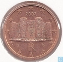 Coins - Italy - Italy 1 cent 2002
