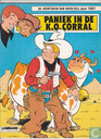 Strips - Chick Bill - Paniek in de K.O. Corral