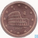 Coins - Italy - Italy 5 cent 2007