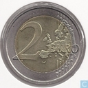 "Coins - Italy - Italy 2 euro 2008 ""60 years of the Universal Declaration of Human Rights"""