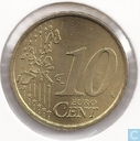 Coins - Italy - Italy 10 cent 2005