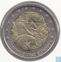 "Monnaies - Italie - Italie 2 euro 2005 ""1 year of the European Constitution"""