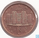 Coins - Italy - Italy 1 cent 2005