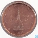 Coins - Italy - Italy 2 cent 2004