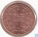 Coins - Portugal - Portugal 1 cent 2004