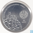 "Portugal 8 euro 2003 (500 Ag) ""European Football Championship 2004 in Portugal-football is a Celebration-"""