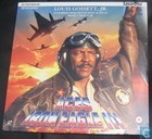 DVD / Video / Blu-ray - Laserdisc - Aces Iron Eagle III