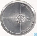 "Portugal 8 euro 2003 (500 Ag)  ""Europese Kampioenschappen Voetbal 2004 in Portugal - Voetbal is Fair Play-"""