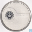 "Portugal 8 euro 2004 (Proof 925 Ag) ""European Football Championship 2004 in Portugal-the shot-"""