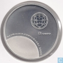 "Portugal 8 euro 2004 (Proof 925 Ag) ""European Football Championship 2004 in Portugal-The Keeper's Save"""