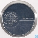 "Portugal 8 euro 2004 (925 Ag) ""European Football Championship 2004 in Portugal - the shot"""